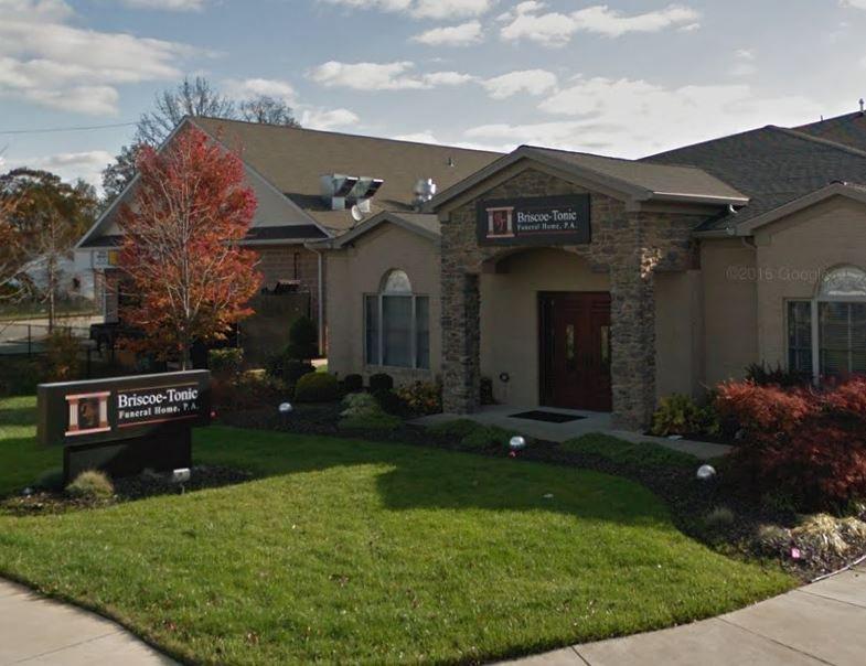 Briscoe-Tonic Funeral Home, PA