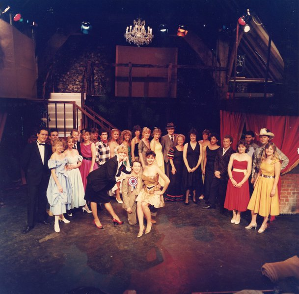 September 1987, Studio 80's