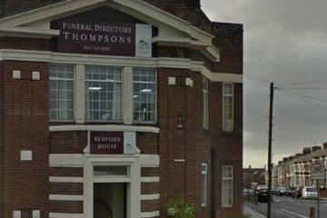 Thompson Funeral Directors, Bedford House