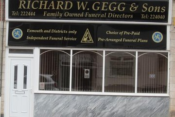 Richard W Gegg & Sons Family Owned Funeral Directors
