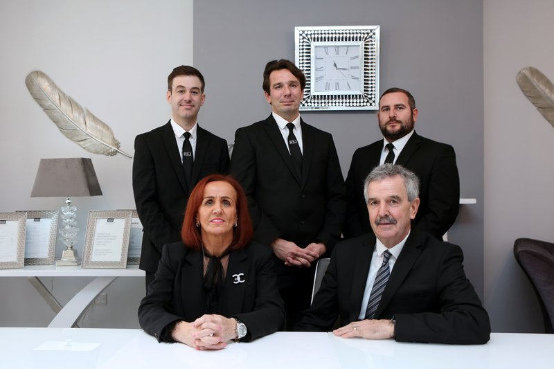 Richard and Shannon Jenkins Funeral Directors, Merseyside, funeral director in Merseyside