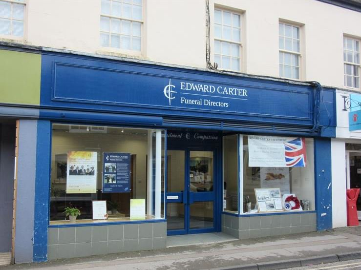 Edward Carter Funeral Directors, Wantage