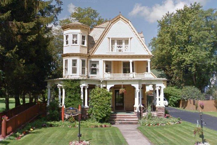 Morse Funeral Home, Brocton