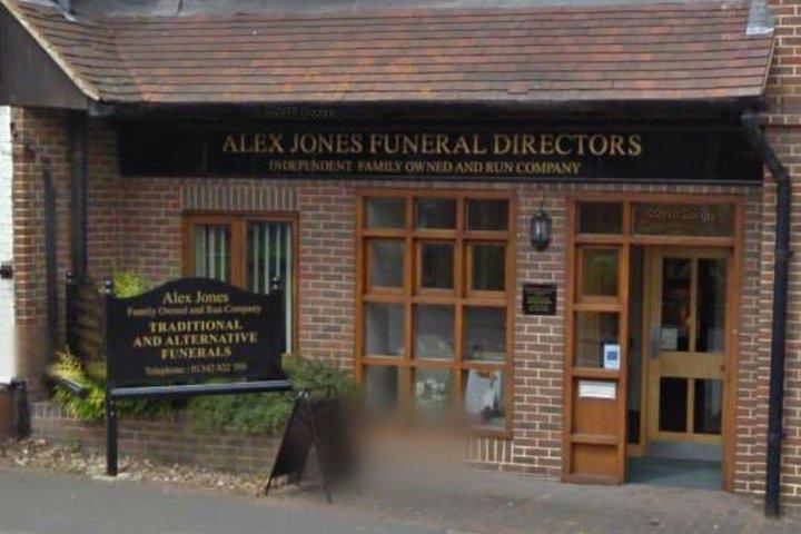 Alex Jones Funeral Directors Ltd, Forest Row