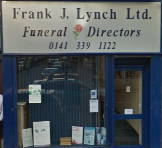 Anderson Maguire inc Gilchrist Lynch, Partick, Glasgow City, funeral director in Glasgow City