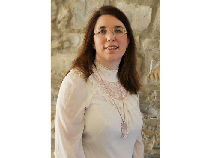 funeral director Tracey Warren
