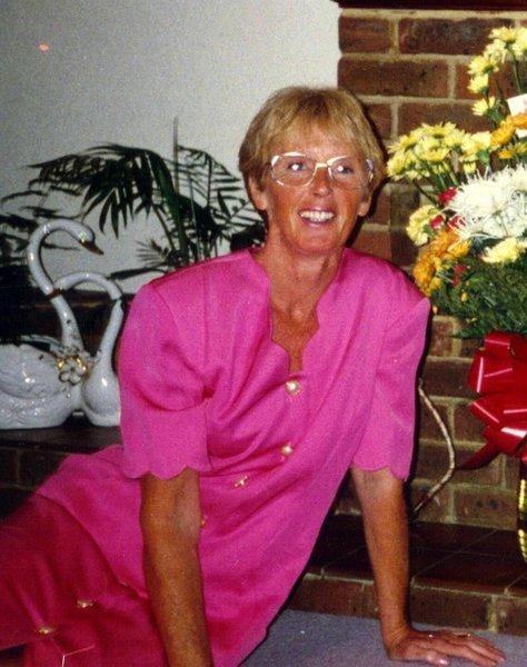 Margaret Kathleen Rogers