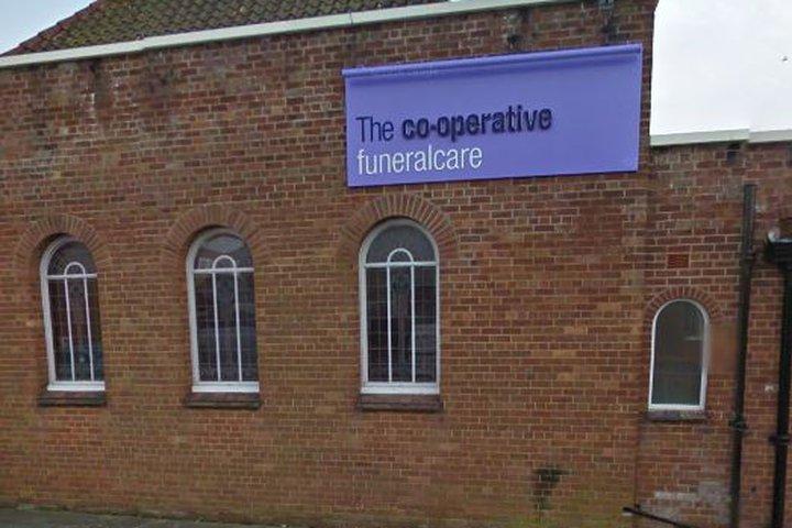 Co-op Funeralcare, Bispham Road, Blackpool