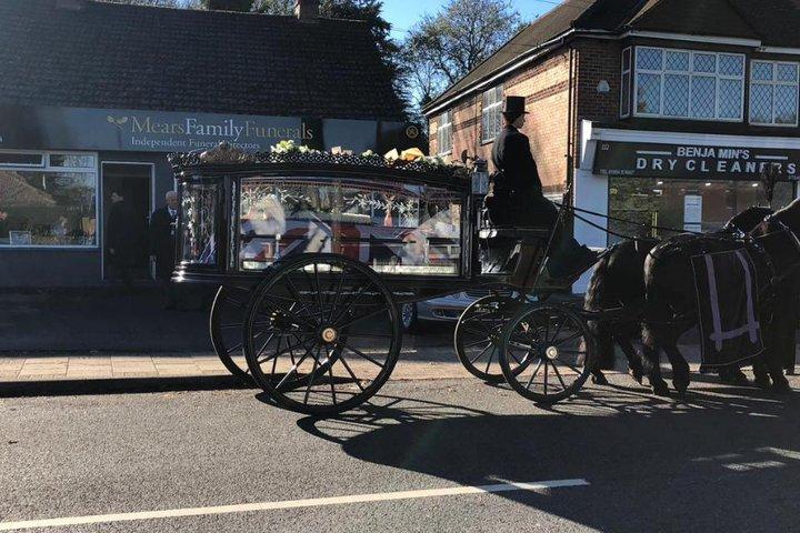 Mears Family Funerals. Biggin Hill