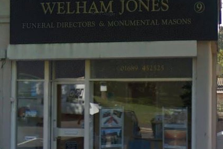 Welham Jones, Orpington