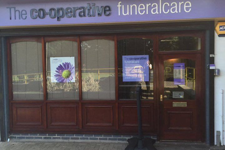 The Co-operative Funeralcare Thurnby Lodge