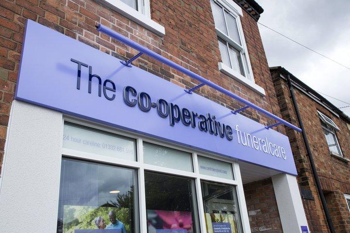 The Co-operative Funeralcare Borrowash