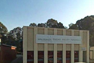 John Hossack Funeral Services, Myrtleford