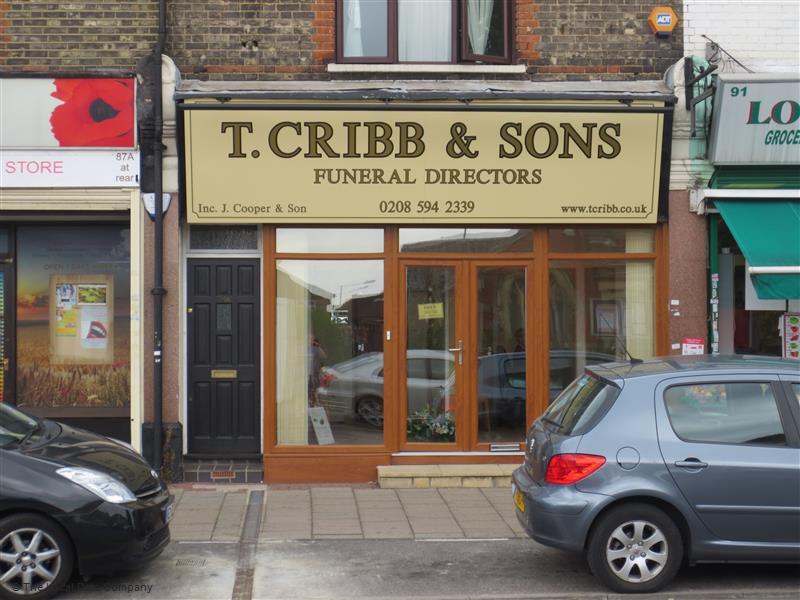T Cribb & Sons, Chadwell Heath