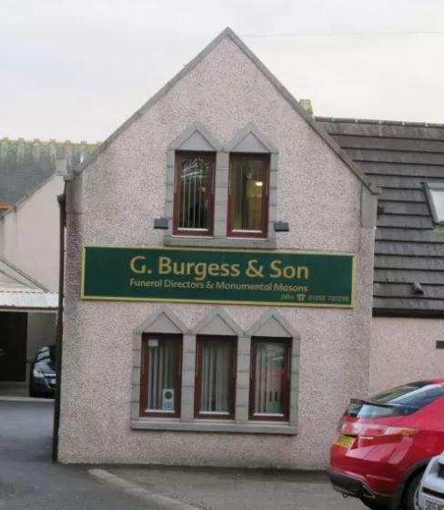 G. Burgess & Son Funeralcare