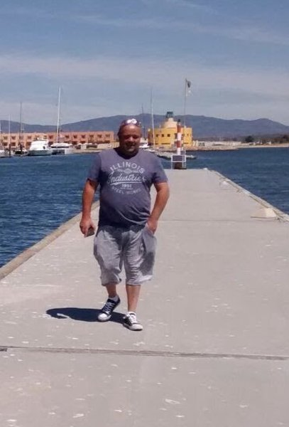 Steve on holiday in Portugal ❤️❤️