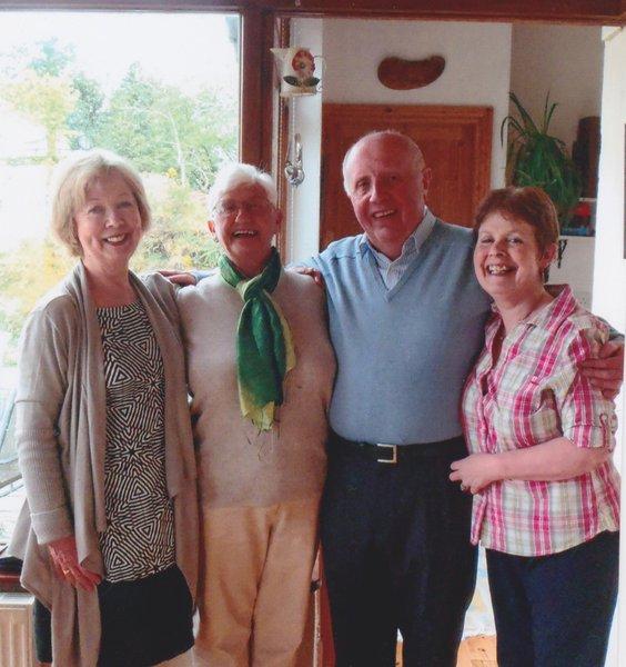 Ferguson cousin reunion in West Cork, 2015