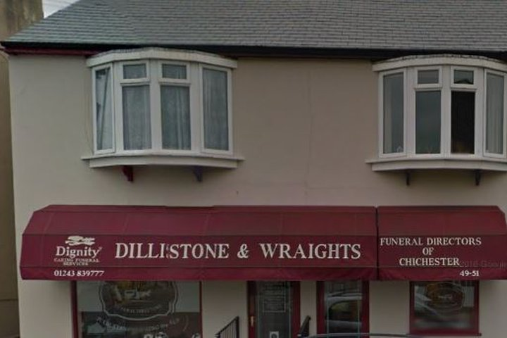 Dillistone & Wraights Funeral Directors, Chichester