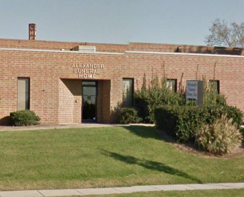 Alexander Funeral Home, Inc