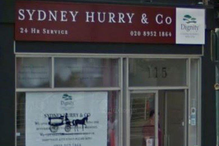 Sydney Hurry & Co Funeral Directors, Edgware
