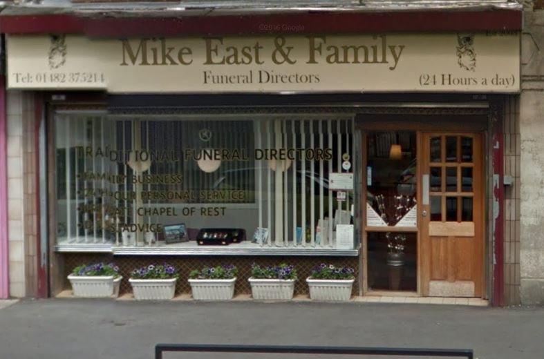 Mike East Funeral Directors