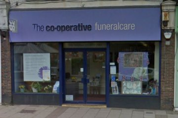 The Co-operative Funeralcare, West Wickham