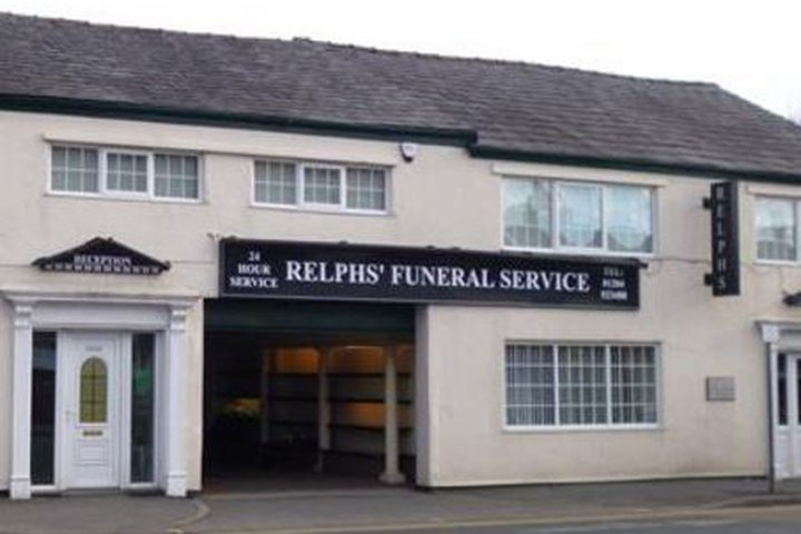 Relphs Funeralcare, Bolton