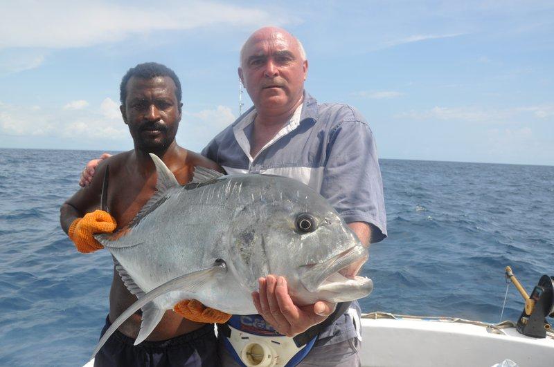 Fishing in Kenya 2015