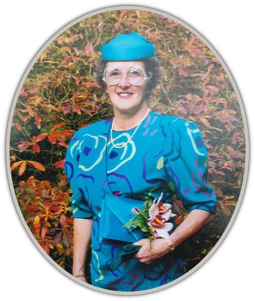 Violet Pickering