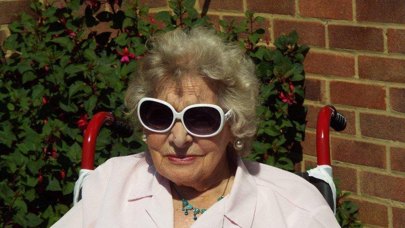 Joan Dorothy Sketchley