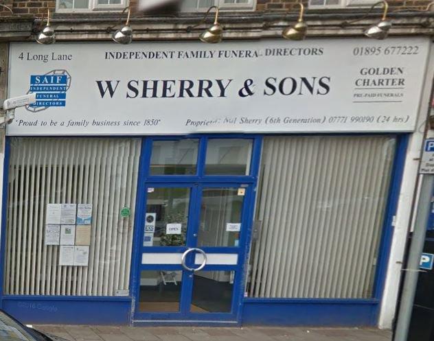 W Sherry & Sons
