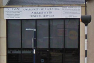 D.J Evans Funeral Directors, Aberystwyth