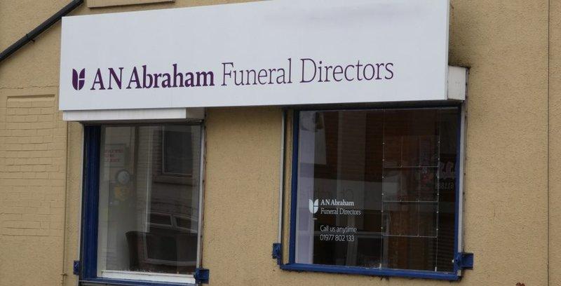 A N Abraham Funeral Directors, Hemsworth