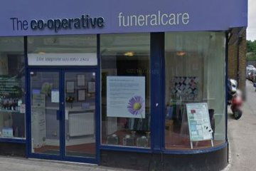 The Co-operative Funeralcare, Harlesden
