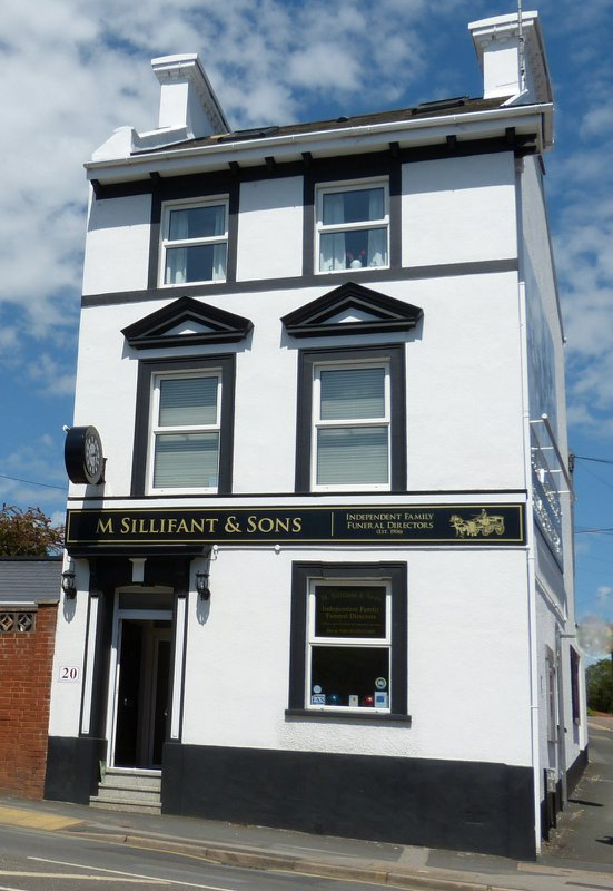 M Sillifant and Sons, Devon, funeral director in Devon