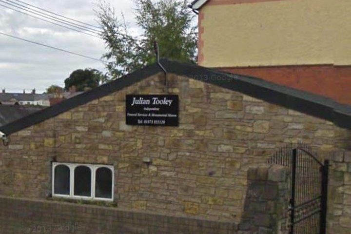 Julian Tooley Funeral Director