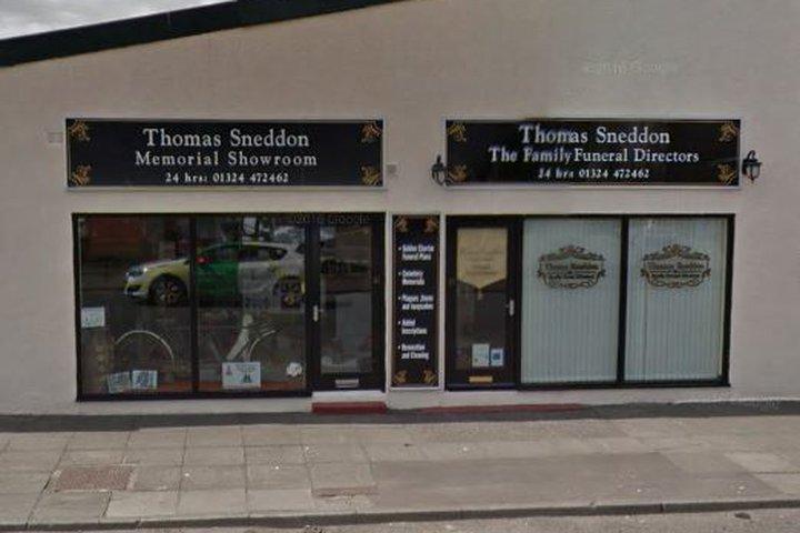 Thomas Sneddon Funeral Directors, Grangemouth