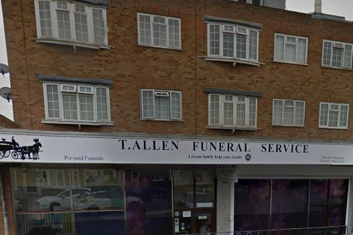 T. Allen Funeral Service, Strood