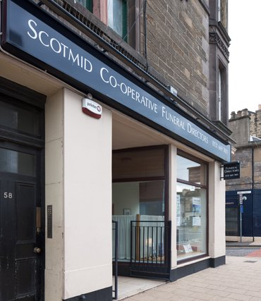 Scotmid Funerals, Portobello, Edinburgh, funeral director in Edinburgh