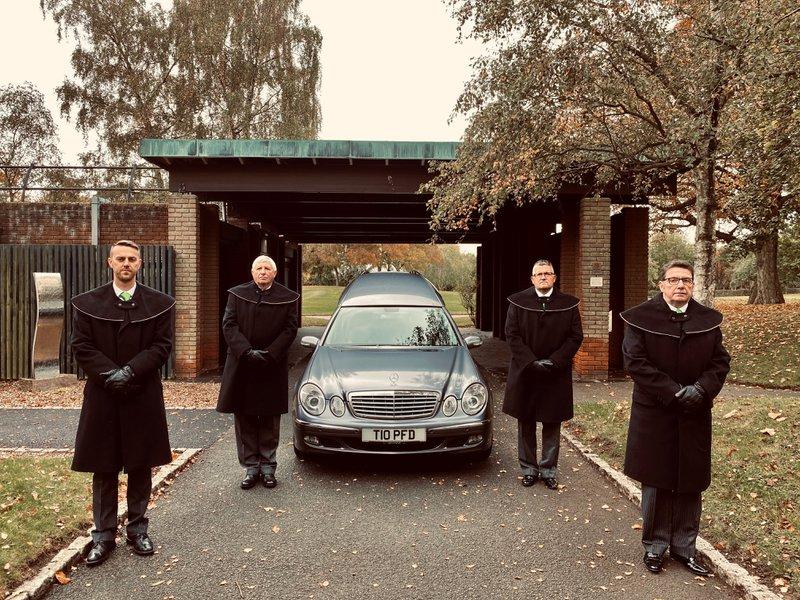 T J Parry & Family Funeral Directors Ltd, Staffordshire, funeral director in Staffordshire