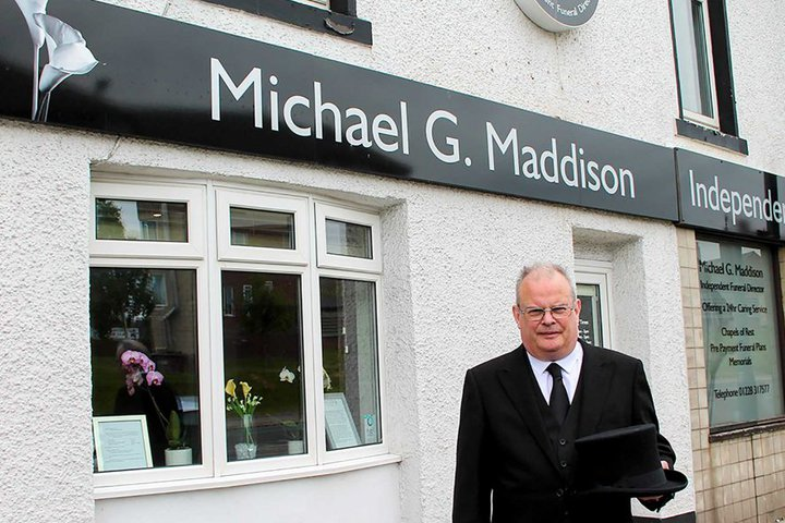 Michael G Maddison Independent Funeral Director