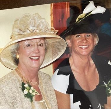 To my dearest friend Betty, life without you will not be the same your jokes, laughter kind and caring ways we will all miss you so much lots of love ❤️ Ursula Del and family xx