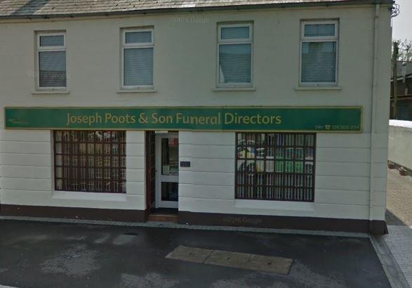 Joseph Poots & Son, Portadown