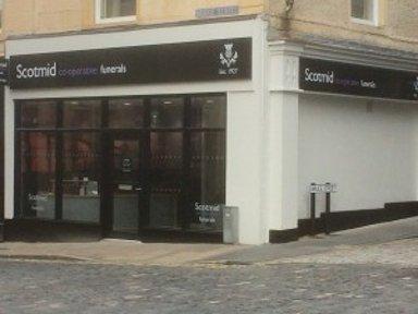 Scotmid Co-operative Funerals, Dunfermline, Fife, funeral director in Fife