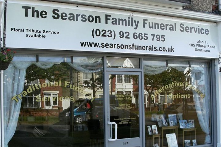 The Searson Family Funeral Service