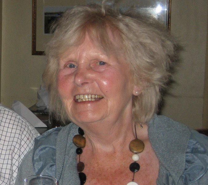 June Margaret Henderson