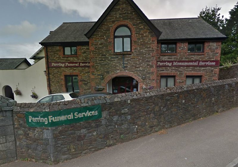 Hallet and Perring Funeralcare, Western-by-Pass