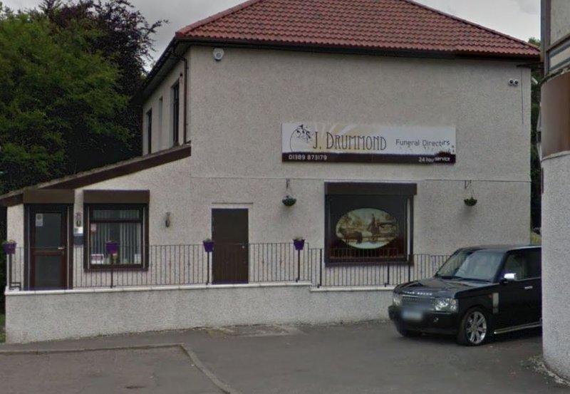 J Drummond Funeral Directors Ltd