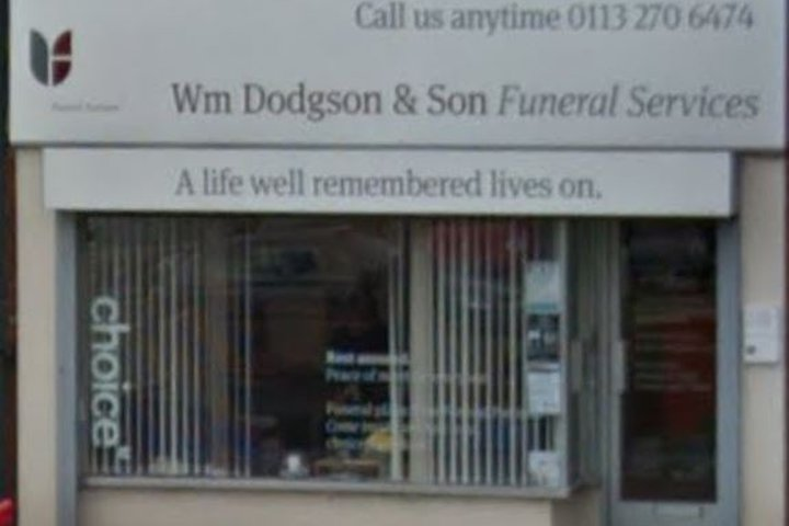 Wm Dodgson & Son Funeral Services, Middleton Park