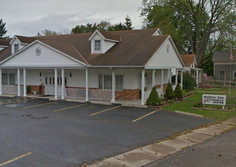 Blackburn Funeral Home